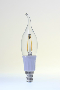 4 Watt LED Flame tip