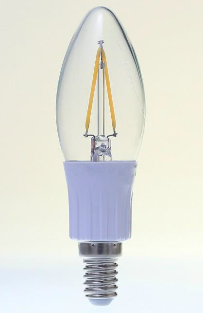 Filament Type Led Bulbs